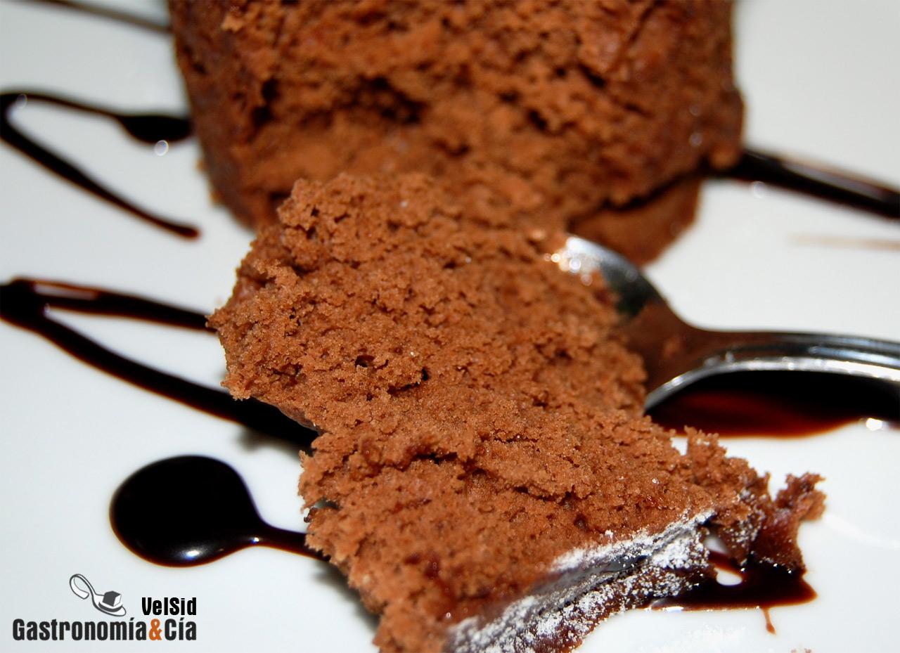 Bizcocho de chocolate en 5 killm3lorry - Bizcocho con microondas ...